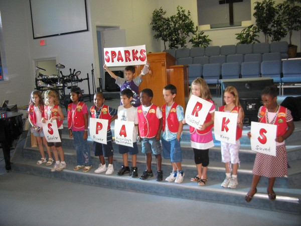 AWANA Award Ceremony