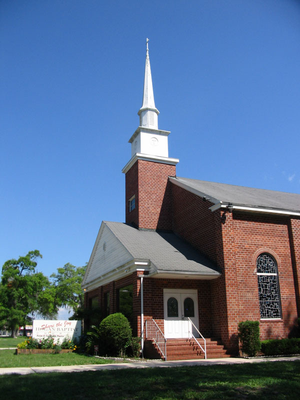 Hogan Baptist Church